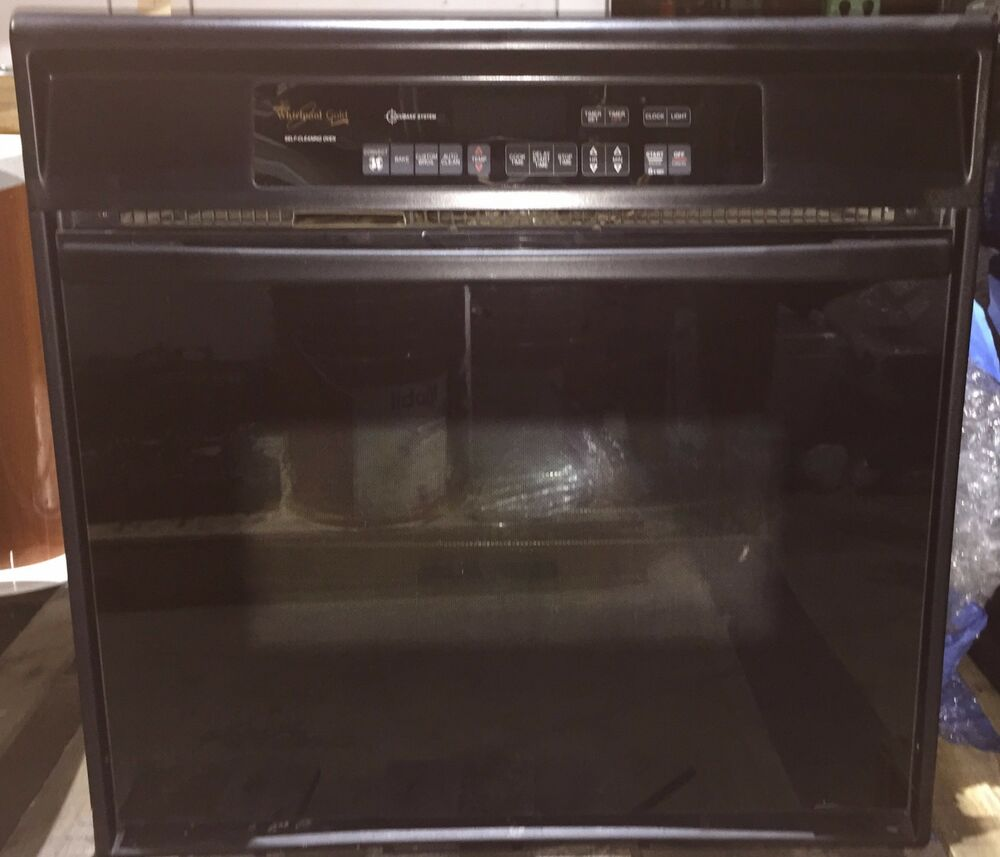 Whirlpool Gold Gbs307pdb11 Built In Electric Convection