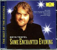 BRYN TERFEL - SOME ENCHANTED EVENING - THE BEST OF THE MUSICALS - CD