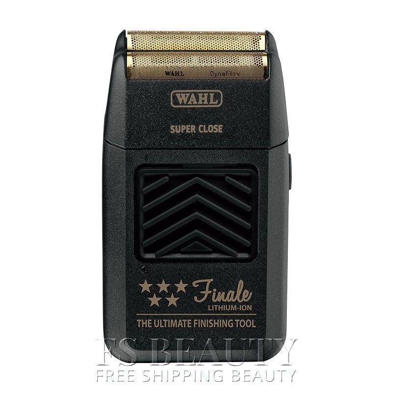 wahl 5 star finale shaver shaper cord cordless bump free shaver 120v 240v ebay. Black Bedroom Furniture Sets. Home Design Ideas