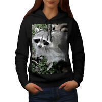 Sneaky Racoon Master Of Thiefs Women Hoodie S-2XL NEW | Wellcoda
