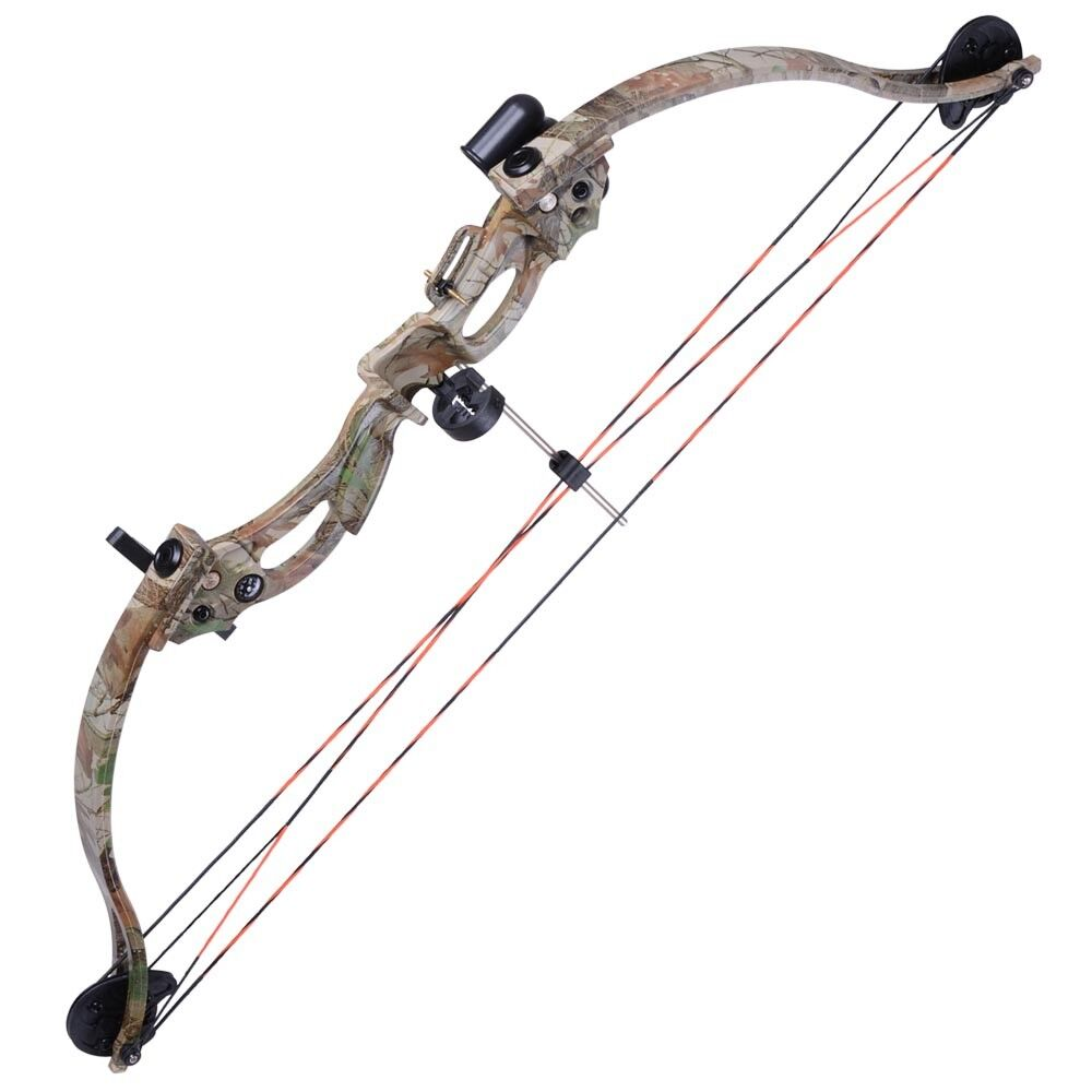 34 youth compound bow kit target w 28 arrow set junior for Compound bow fishing