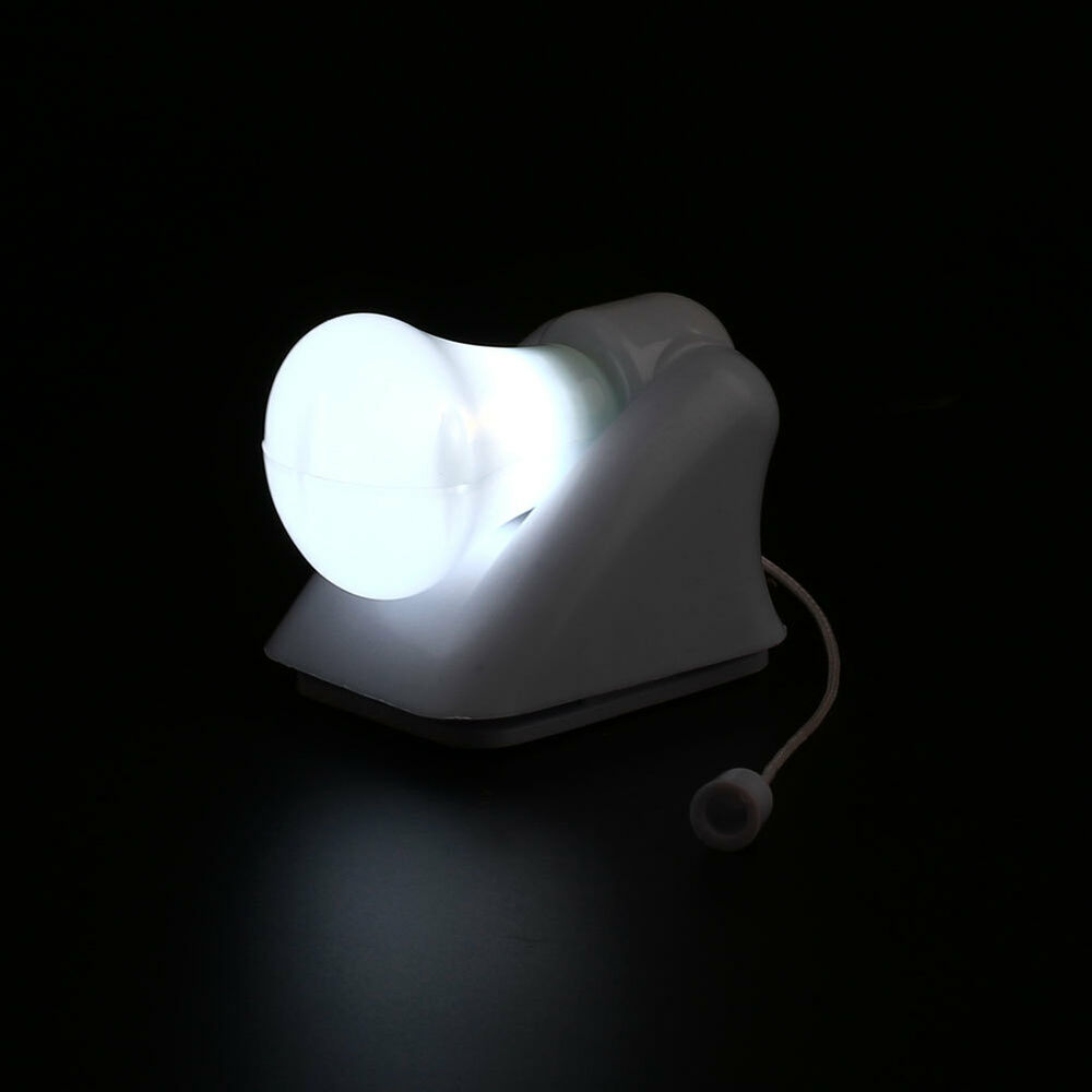 Stick Up Led Cabinet Wall Bulb Lamp Night Light Self