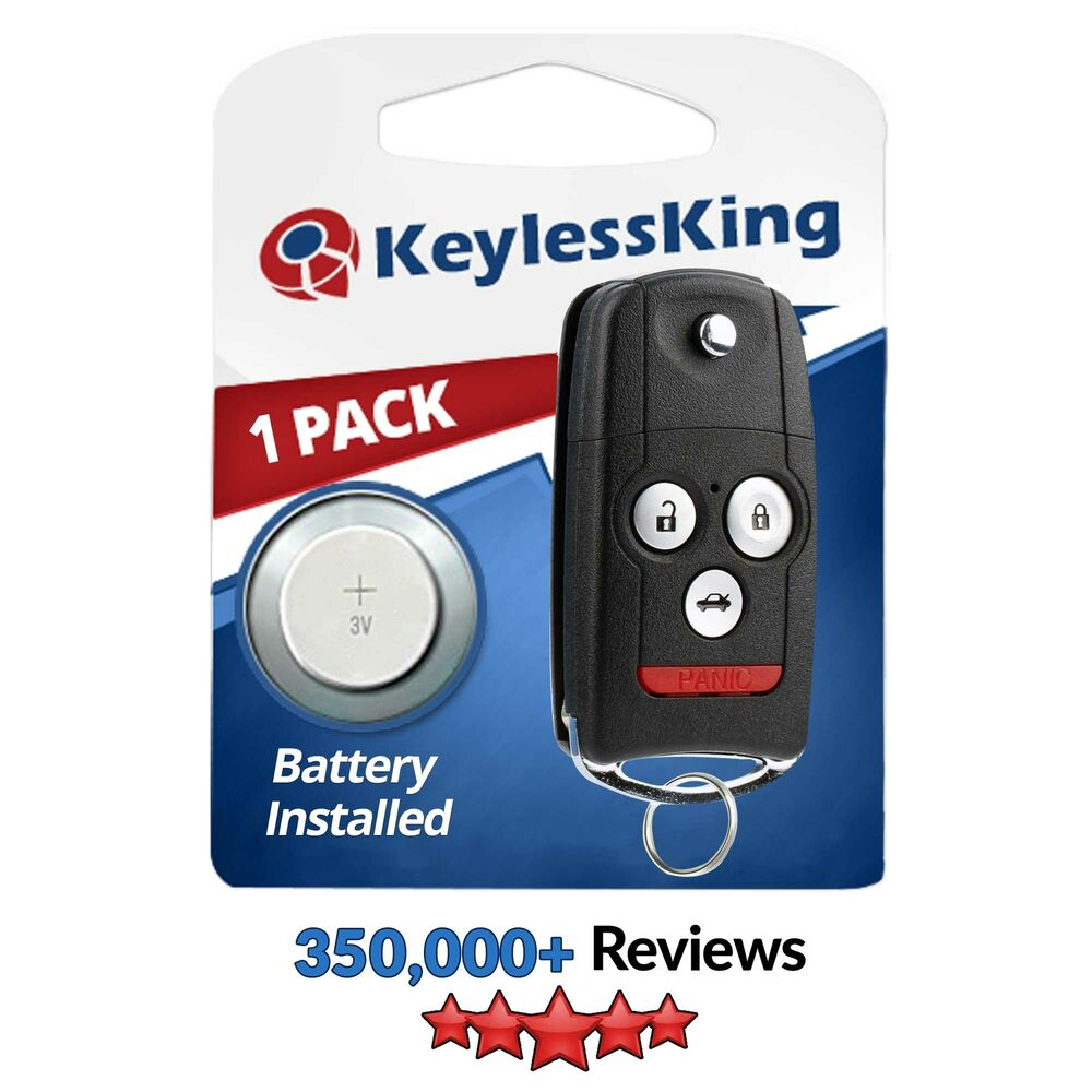 Replacement For 2009-2014 Acura TSX Key Fob Keyless Entry
