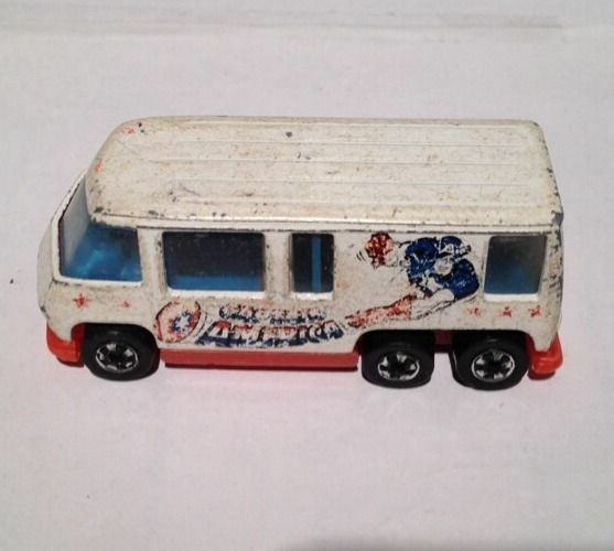 captain america hot wheels gmc van ebay. Black Bedroom Furniture Sets. Home Design Ideas