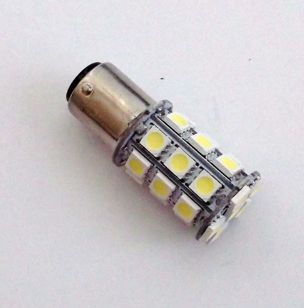 Bbt 27 Led 1142 12 V Cool White Double Contact Bayonet