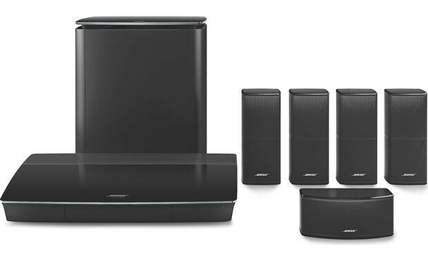 bose lifestyle 600 home theater system ebay. Black Bedroom Furniture Sets. Home Design Ideas