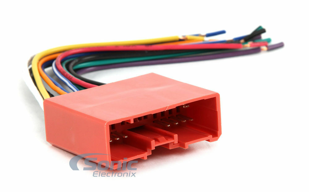 s l1000 new! metra 70 7903 wiring harness for 2001 up mazda protege mazda protege 2001 wiring diagram at cos-gaming.co
