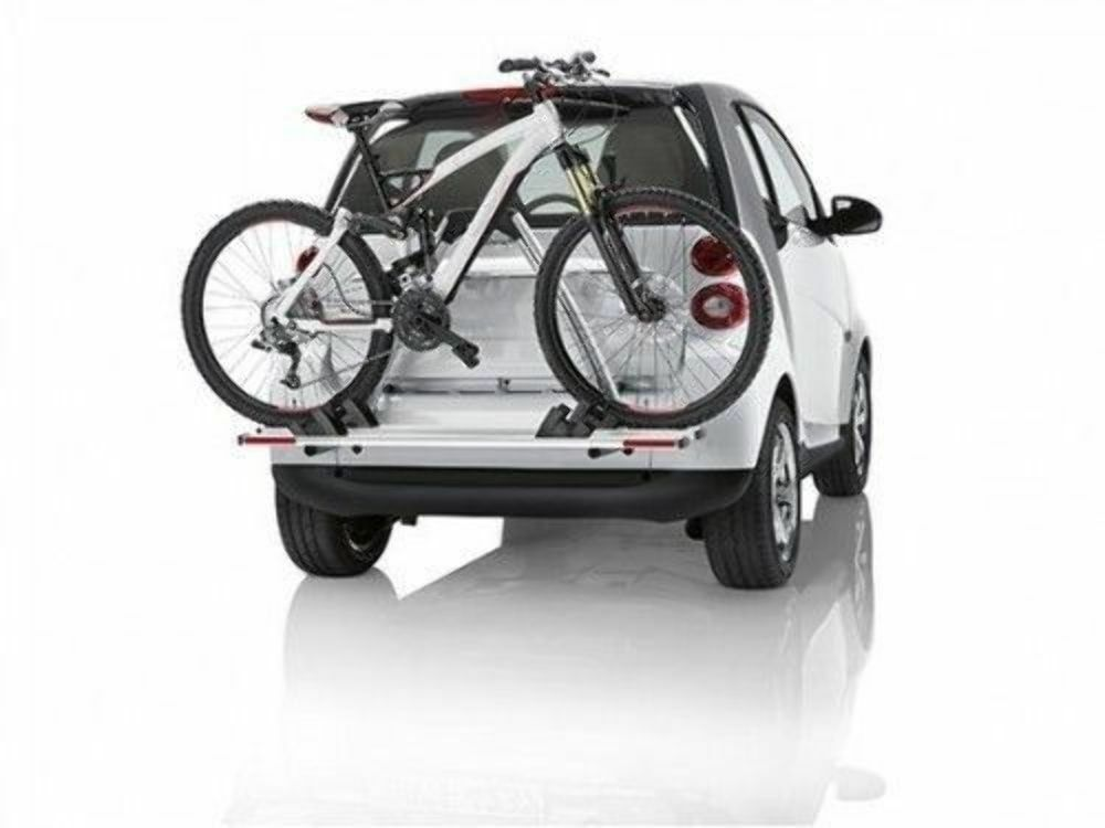 Genuine Smart Fortwo Bicycle Rack For Second Bike Need