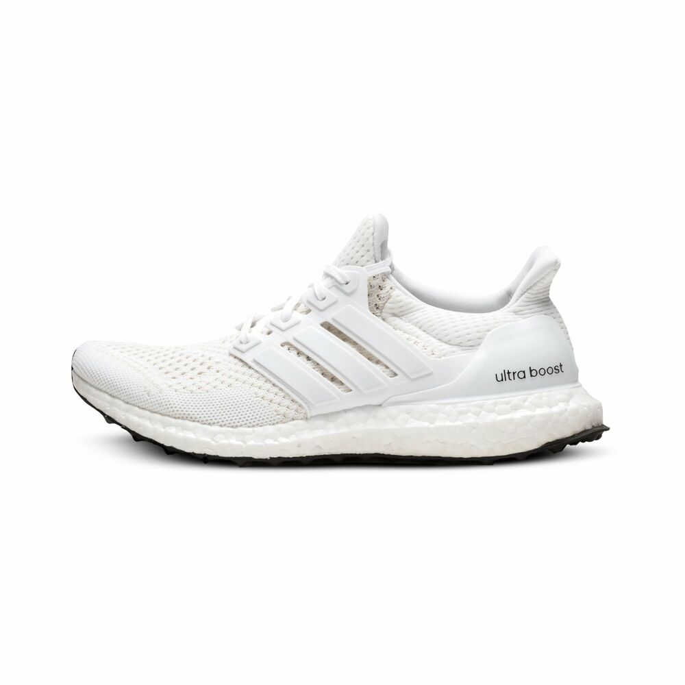 06a4879600492 Details about  S77416  Adidas Ultra Boost M 1.0 White Ultraboost Kanye West  Running Sneaker