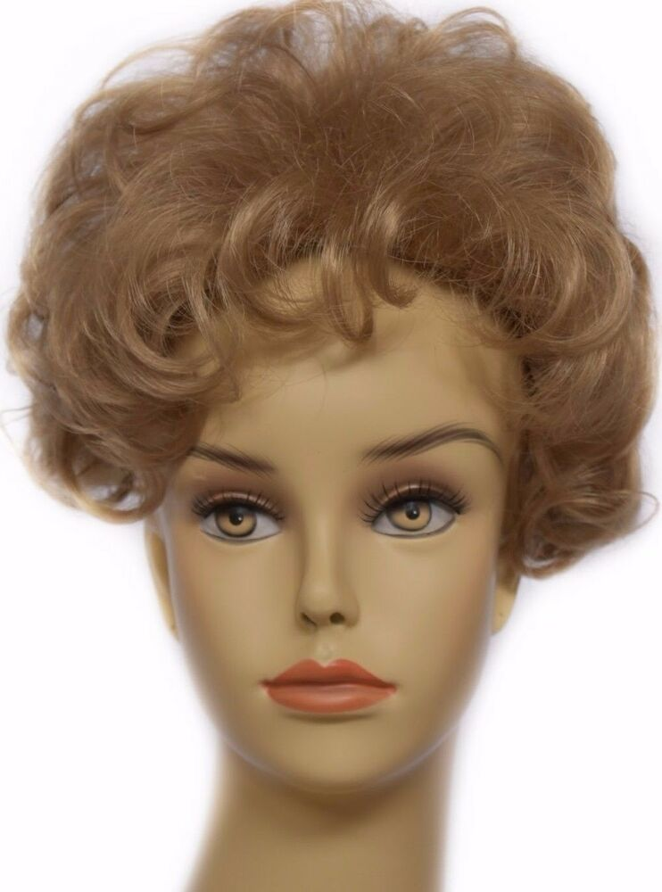 Pull Through Topper Wiglet Hair Piece Thinning Crown Area