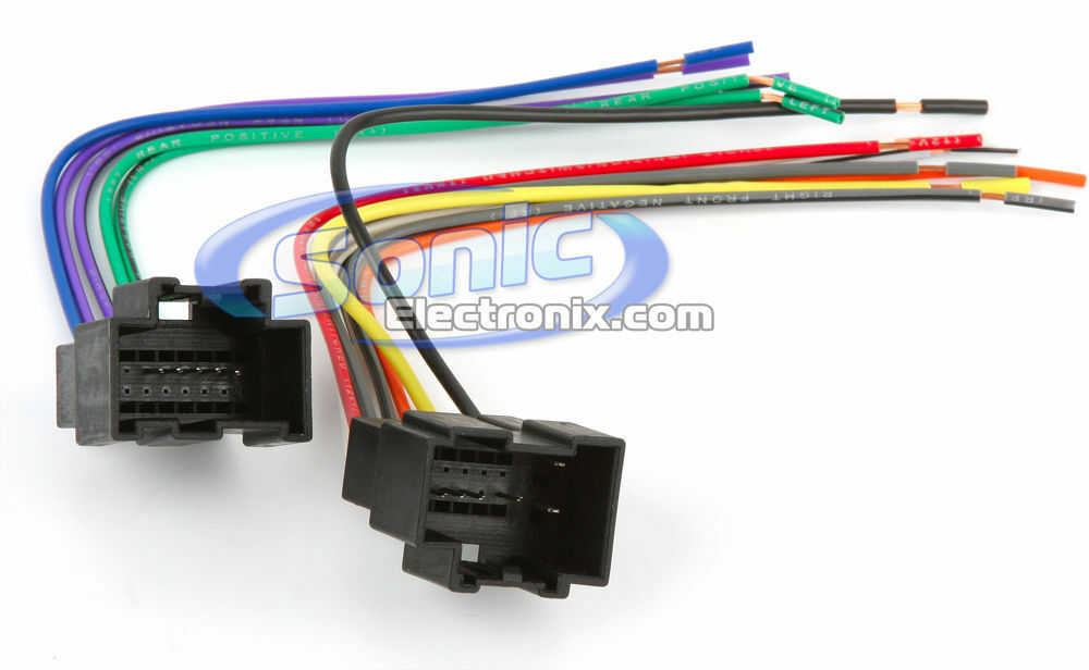 scosche gm17b 2006 up saturn ion wire harness to connect aftermarket receiver ebay