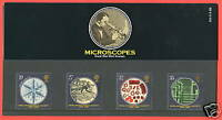 1989 Royal Microscopical Society Presentation Pack