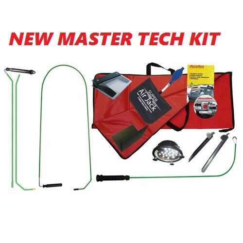 Amazing Master Tech Car Door Opening Kit Lockout Access