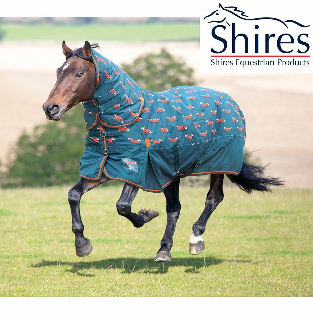 Shires Highlander Original 200g Combo Turnout Rug FREE UK
