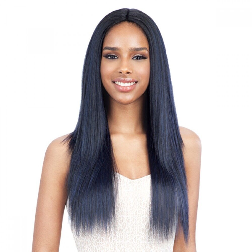 Freedom Part 101 Freetress Equal Synthetic Full Wig Long