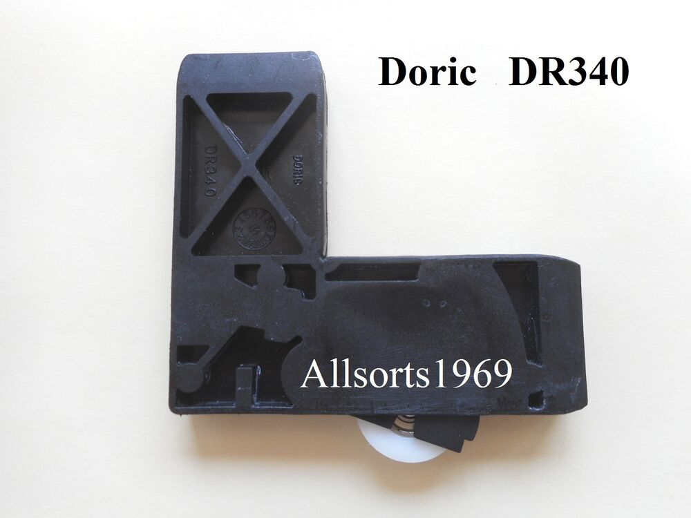 Doric Dr340 Sliding Screen Door Corner Stake And Roller Ebay