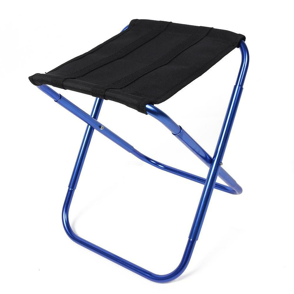 Portable Mini Folding Seat Chair Stool Outdoor Camping Picnic Fishing Carry