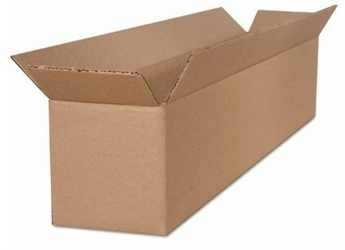 50 16x6x6 cardboard shipping boxes long corrugated. Black Bedroom Furniture Sets. Home Design Ideas