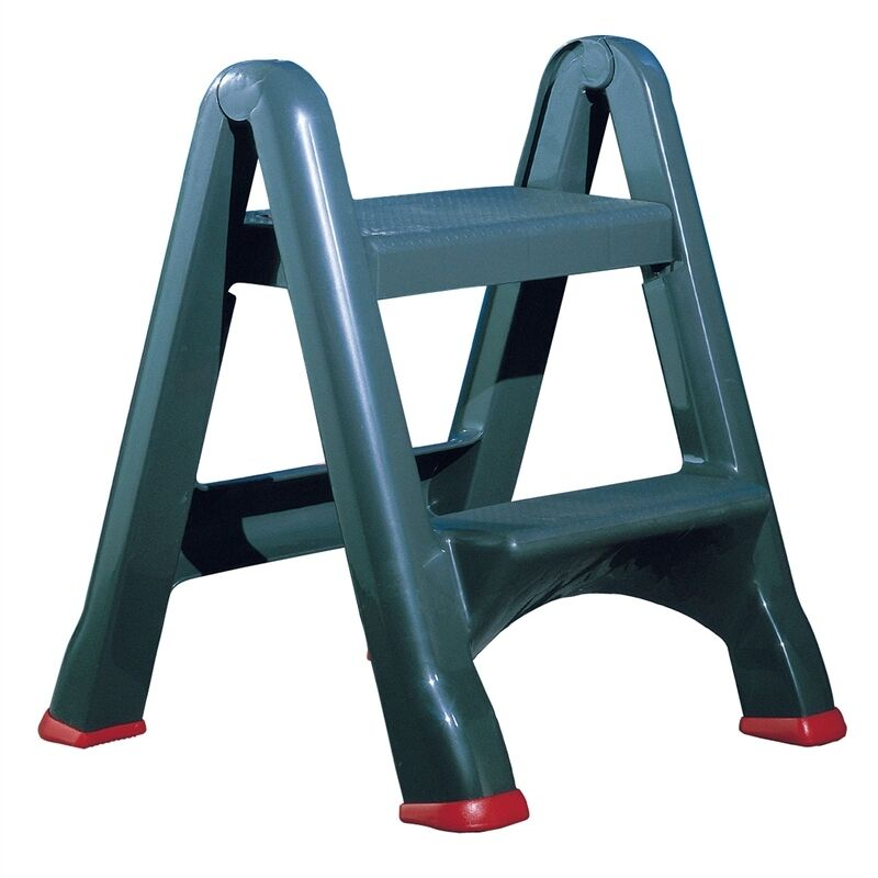 Bailey 100kg 2 Step Handistep Ladder Ebay