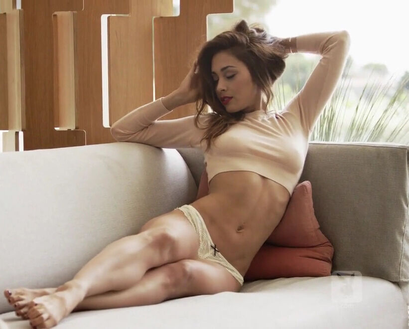 LINDSEY MORGAN 8X10 PHOTO PICTURE PIC HOT SEXY BODY IN