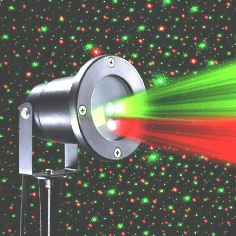 xmas light projector show indoor outdoor laser light projector 10841