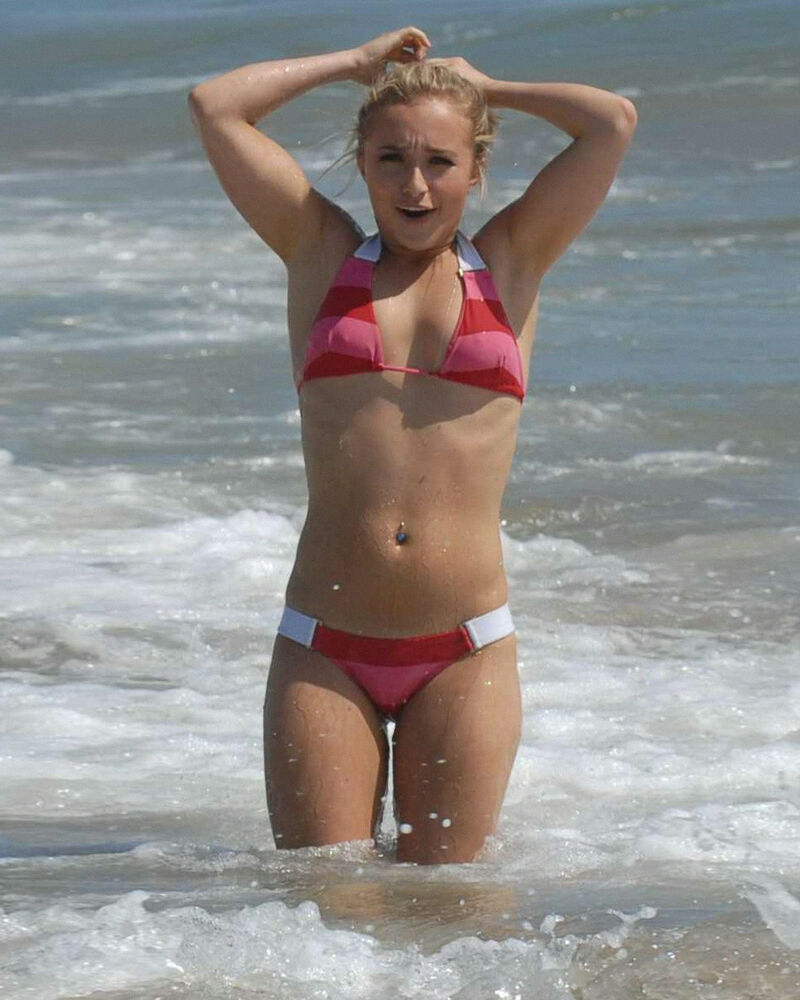 Details about HAYDEN PANETTIERE 8X10 CELEBRITY PHOTO PICTURE HOT SEXY  BIKINI CANDID 1