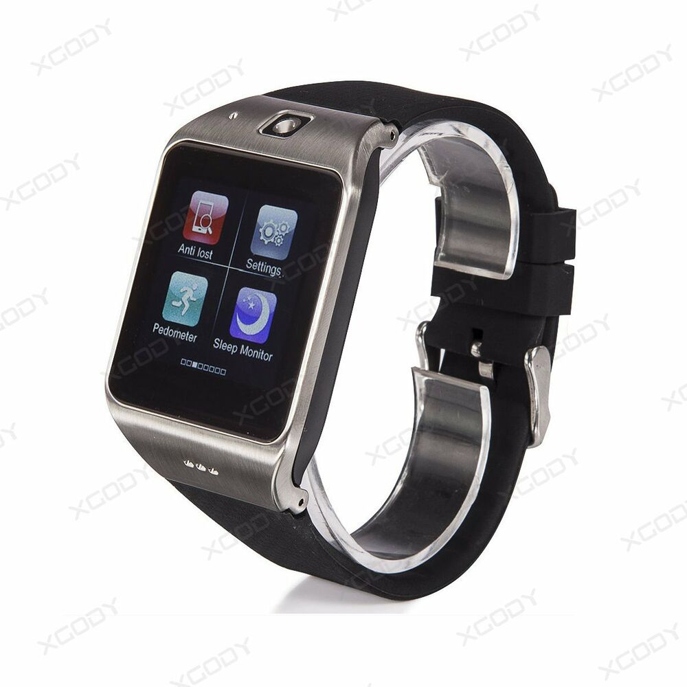 iphone smart watch lg118 waterproof bluetooth smart touch screen 9761