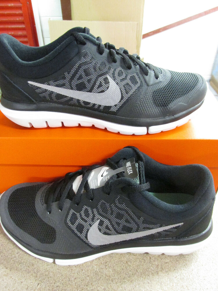 Nike Womens Flex 2015 RN Flash Running Trainers 807178 010 Sneakers Shoes