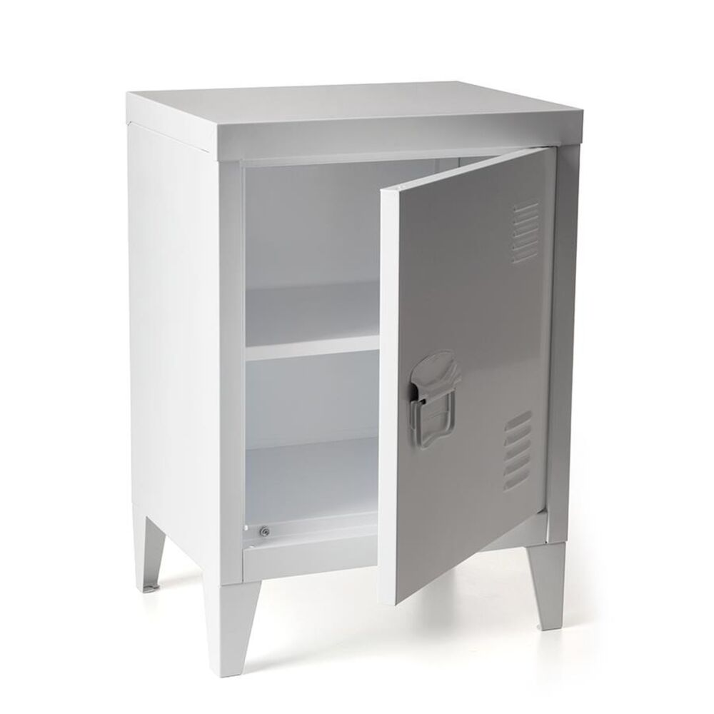storage lockers for home white metal locker storage cabinet removable shelves 26883