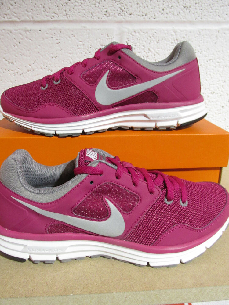 nike womens lunarfly+ 4 running trainers 554676 620 sneakers shoes