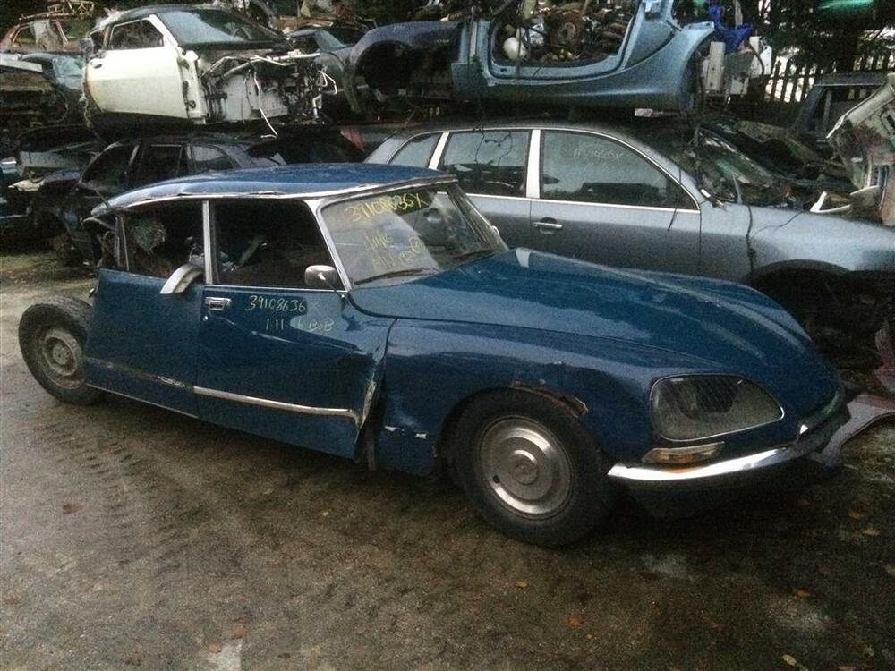 citroen ds 23 engine gearbox 1974 citroen ds 23 engine gearbox 2 3 litre ebay. Black Bedroom Furniture Sets. Home Design Ideas