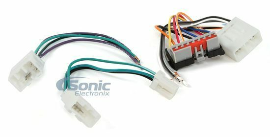 metra 70 5720 wiring harness for select 2003 2004 ford. Black Bedroom Furniture Sets. Home Design Ideas