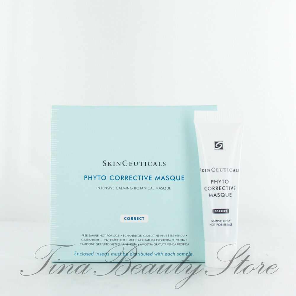 Skinceuticals Phyto Corrective Masque Sample Set Of 10 Box Not Included