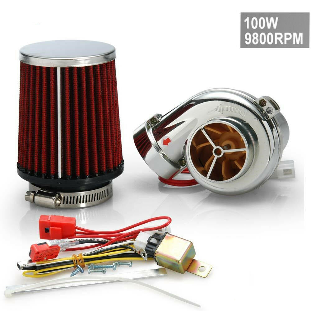 Electric Supercharger Australia: MOTOR ELECTRICAL TURBOCHARGE SUPERCHARGER 100W 9800RPM