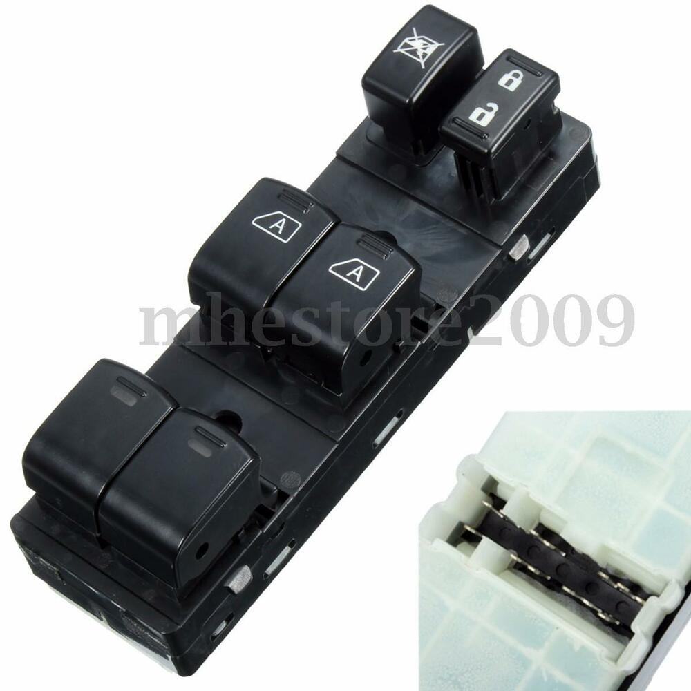 Master power window lock switch for 07 12 nissan altima for Window master
