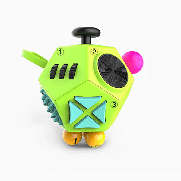 Boss Stress Relief Toys : Fidget cube ii anxiety attention stress relief adhd toys