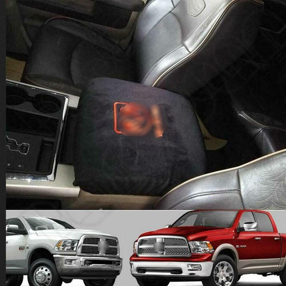 Dodge 2016 Trucks: Truck Center Console Armrest Protector Pad Cover For Dodge