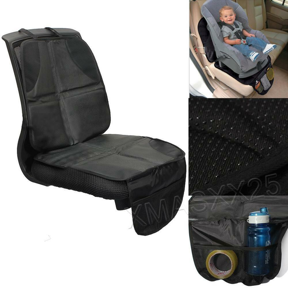 universal baby child car seat saver anti slip protector safety cushion cover ebay. Black Bedroom Furniture Sets. Home Design Ideas