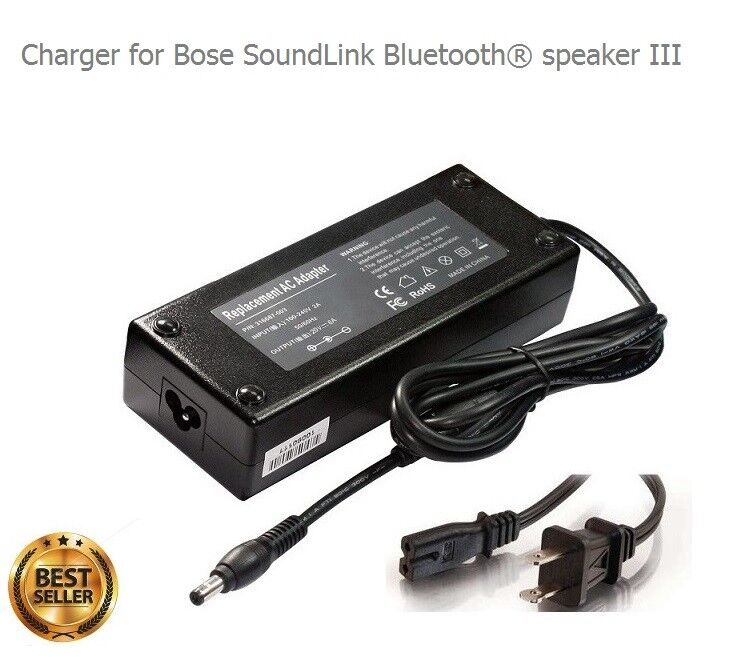 Ac Dc Power Adapter Supply Charger For Bose Soundlink