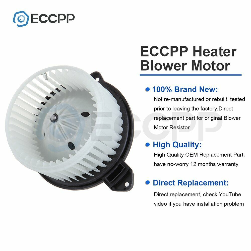 Heater Blower Motor Fan Cage for Dodge Ram 1500 2500 3500 ...