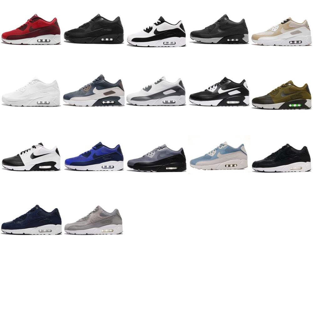 new arrival e2169 d1ebf Details about Nike Air Max 90 Ultra 2.0 Essential Mens Running Shoes  Sneakers Pick 1