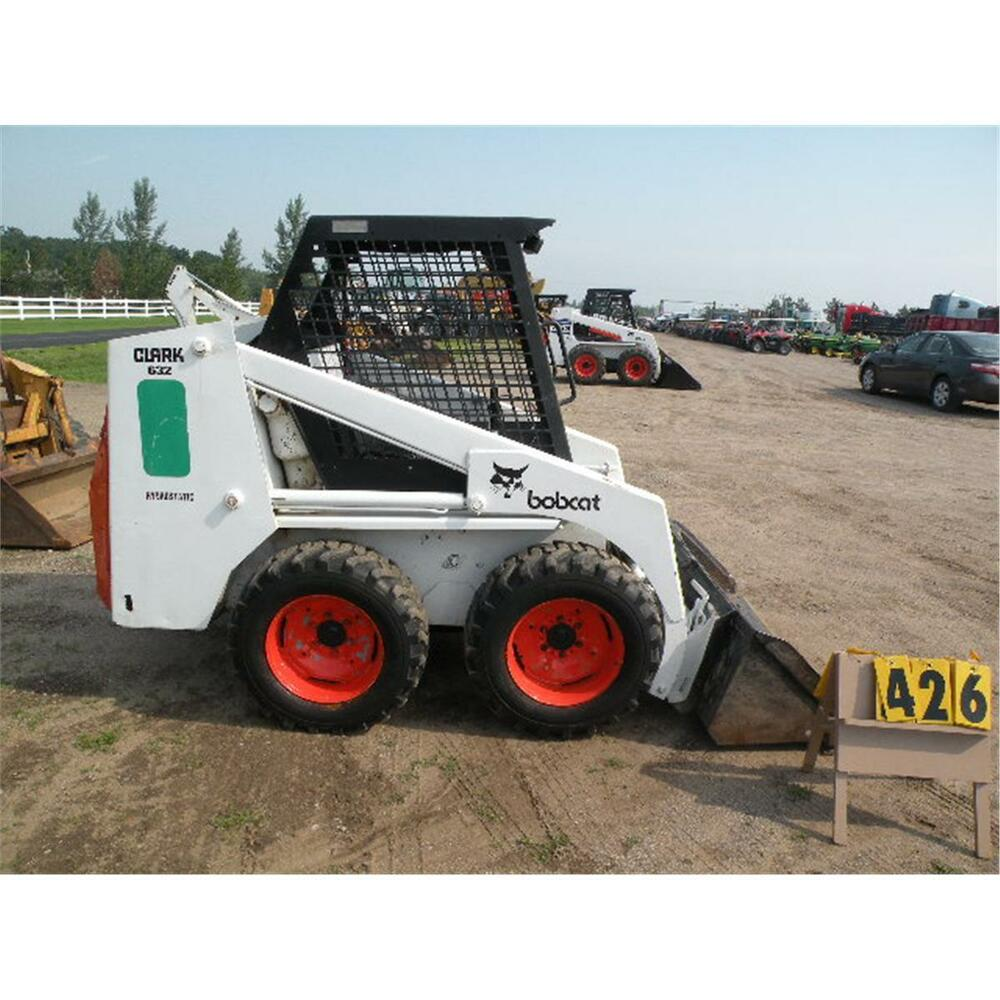 056 bobcat skid steer model 632 manual | wiring library  wiring library