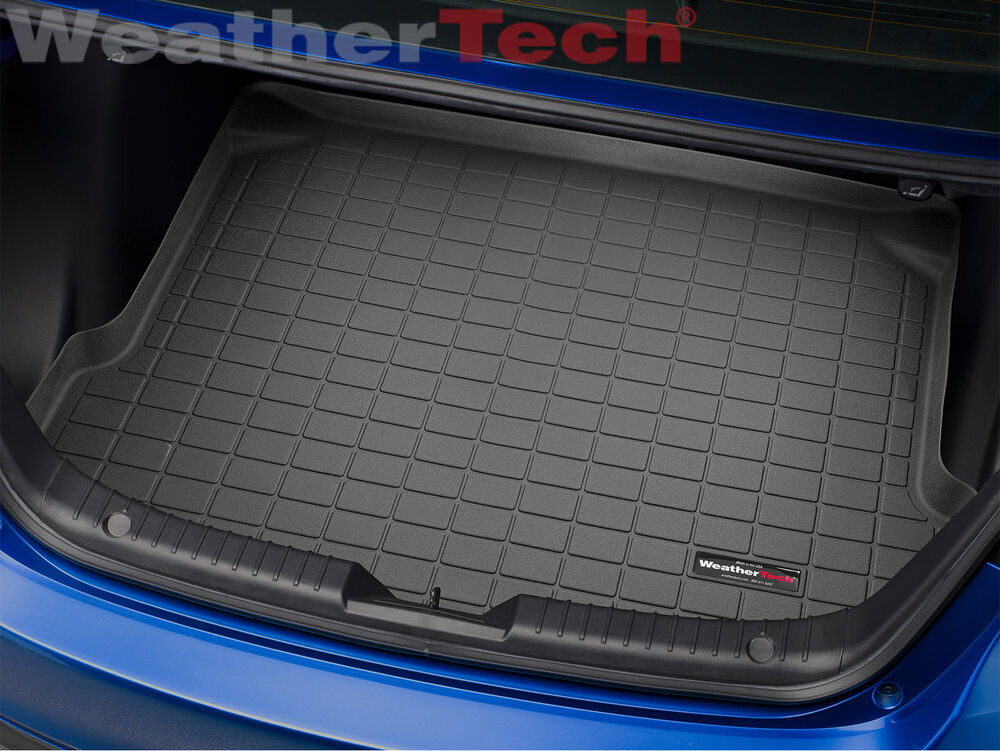Weathertech Cargo Liner Trunk Mat For Toyota Yaris Ia