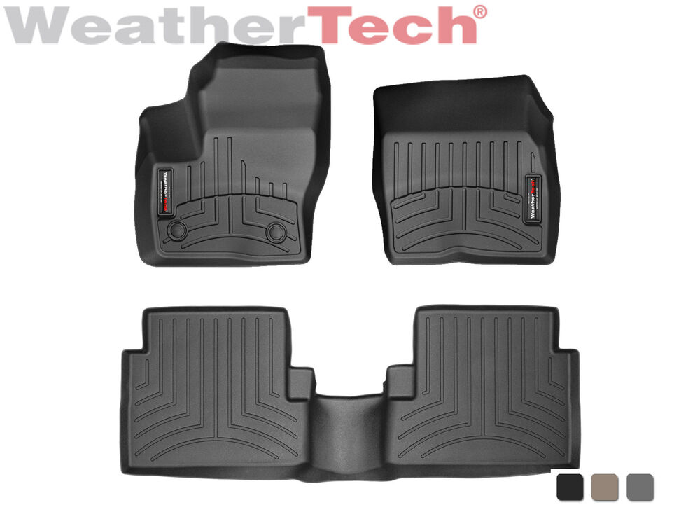 weathertech floor mats floorliner for ford escape