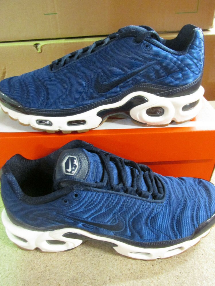 Nike Womens Air Max Plus PRM Running Trainers 848891 400 Sneakers Shoes