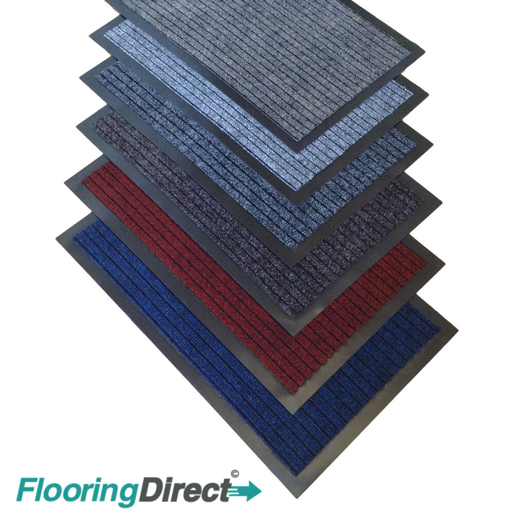 Small Large Kitchen Heavy Duty Barrier Mat Non Slip Rubber