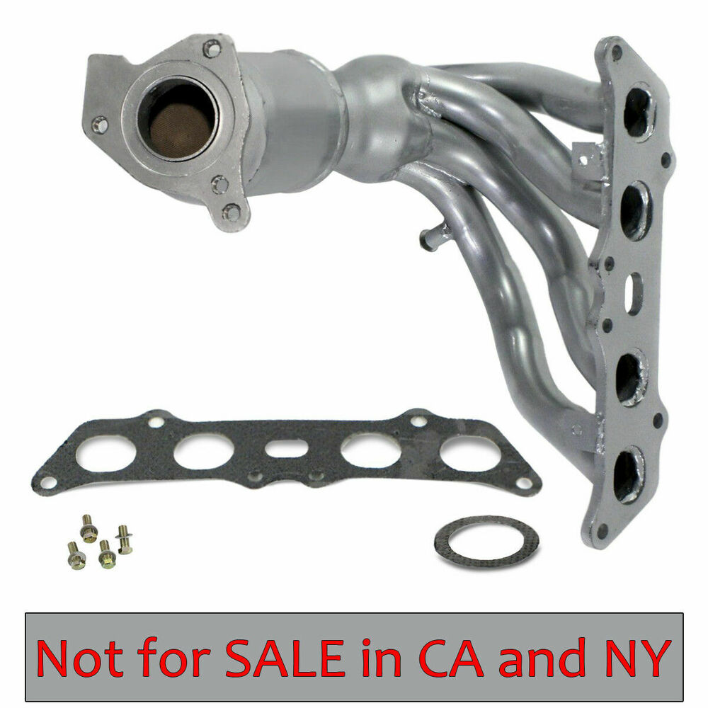 New Catalytic Converter Front For Toyota Camry 1997 To