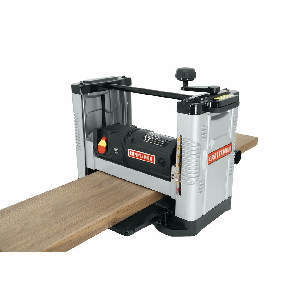 Craftsman 12 5 in bench top planer cutter brand new for Planer com