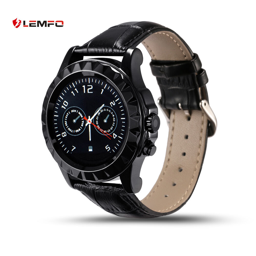 New lemfo lf08 bluetooth smart watch wrist smartwatch pedometer for android ios ebay for Android watches