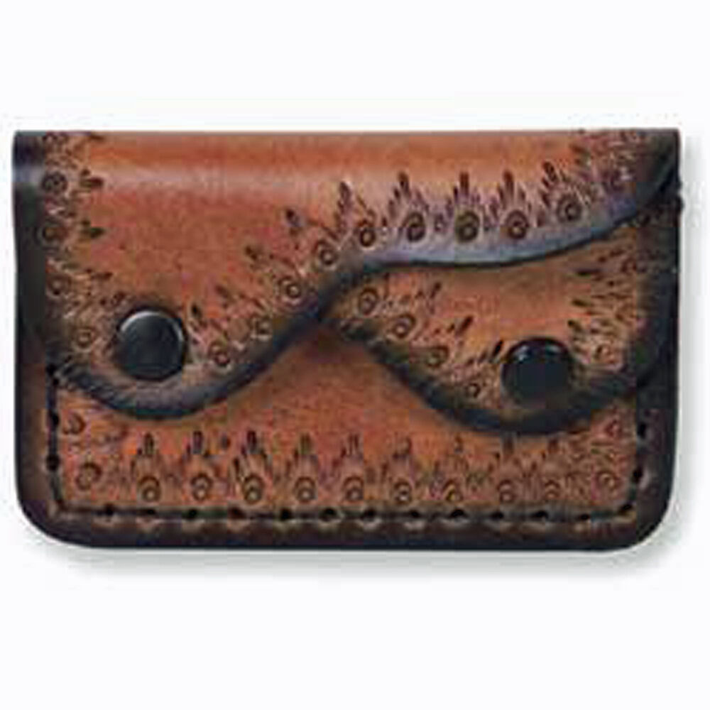 leather coin purse kit